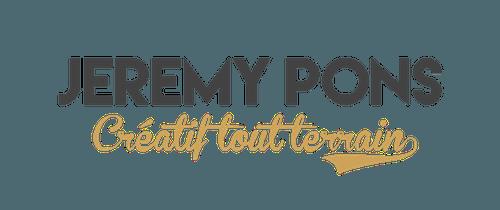 Jérémy Pons Logo